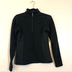 North Face Pullover 1/4 Zip Fleece Sweater